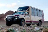 На чем возят туристов в национальных парках: Сафари-траки