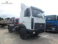 Седельный  тягач МАЗ-5440M9  запущен  в  производство. Характеристики