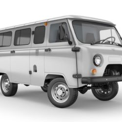 УАЗ-450 отмечает юбилей