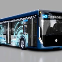 Электробусы ГАЗ и КАМАЗ