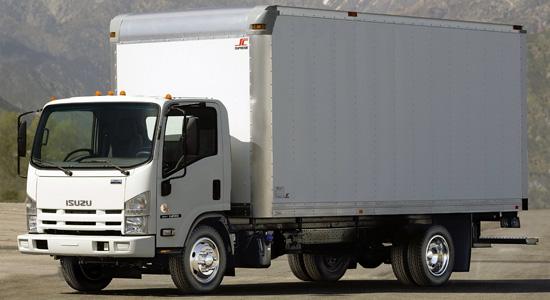 Недорогой и универсальный японский грузовик  ISUZU ELF 9.5