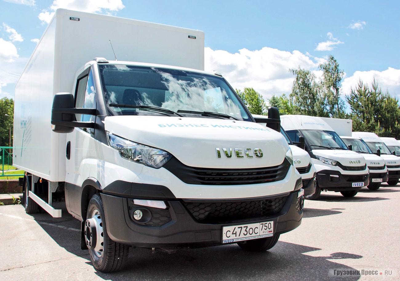 Коммерческий фургон IVECO