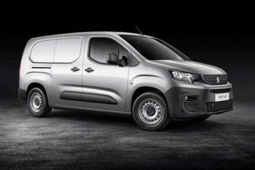 Peugeot Partner, Citroen Berlingo и Opel Combo.
