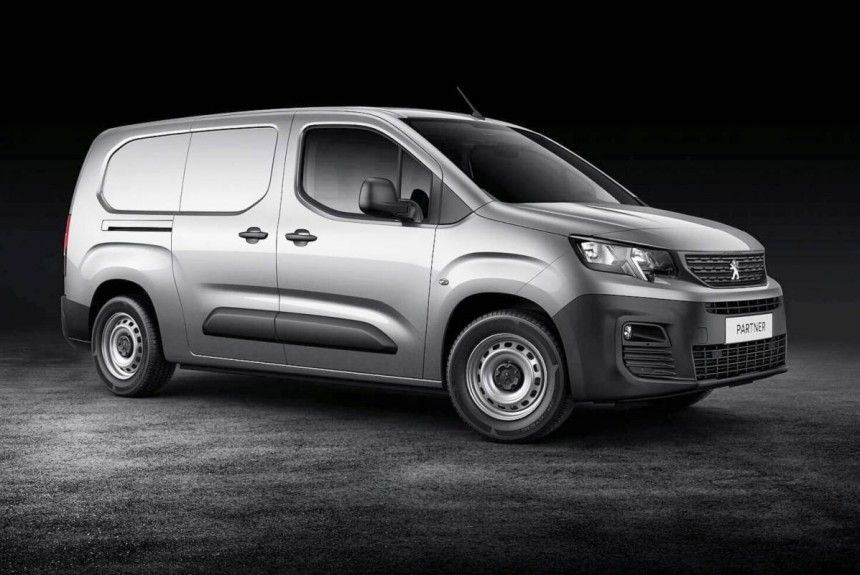 Peugeot Partner, Citroen Berlingo и Opel Combo.