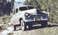 Советские  кроссоверы: мифы и факты о ГАЗ-М72