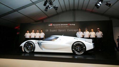 Toyota - самая мощная модель в истории марки