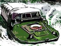 Водоплавающий грузовик — ЗИС-485