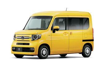 Honda: новый грузовой кей-кар N-VAN
