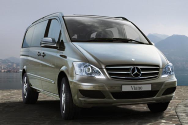 Микроавтобус Mercedes-Benz Viano