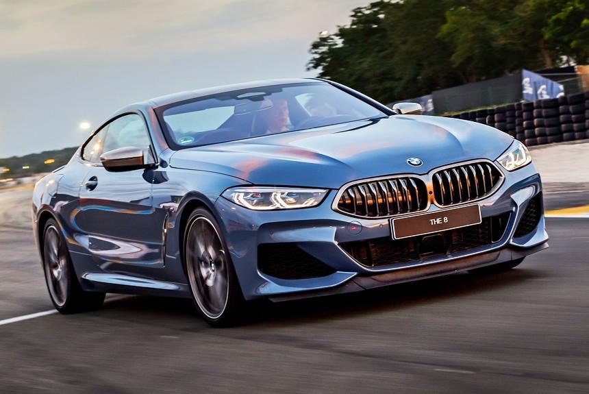 BMW восьмой серии