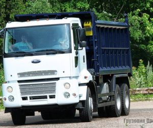 Ford Cargo H476