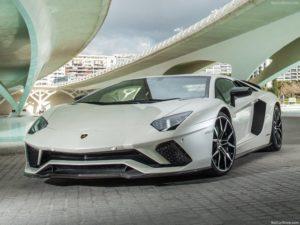 Сотрудники российской таможни вернули в Германию угнанный Lamborghini Aventador