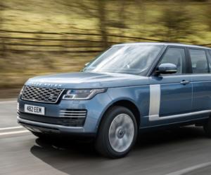 Новая версия внедорожника Range Rover