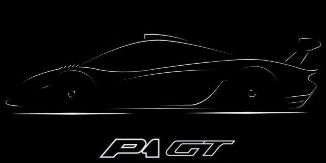 1000-сильный супергибрид McLaren на Фестивале скорости в Гудвуде