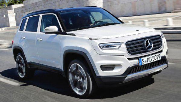 Mercedes-Benz, как  конкурент Range Rover Sport