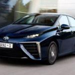 Toyota начнет производство водородных внедорожников и пикапов