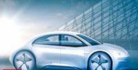 Volkswagen Жук превратится в четырехдверный электромобиль