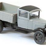 Масштабная модель ГАЗ-АА из серии «Наш автопром»