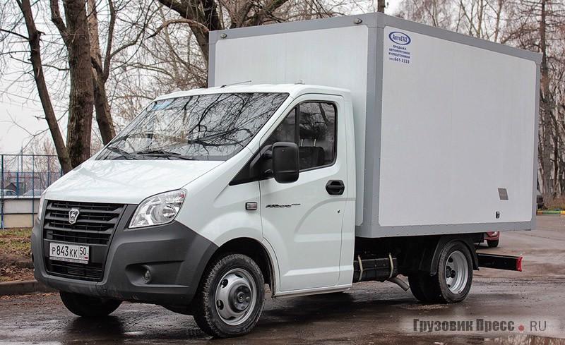 ГАЗ-A23R22 «ГАЗель-Next»
