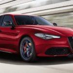 Alfa Romeo : Giulia Veloce Ti. и обновленный Stelvio