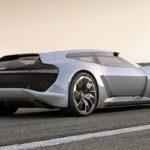 Электрический Audi шутинг-брейк