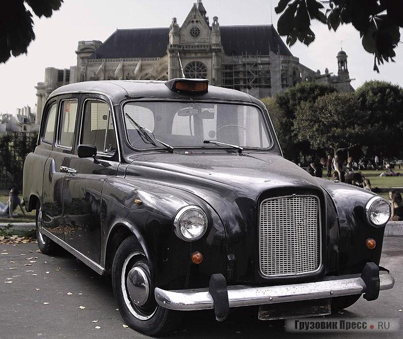 Лондонское такси «Остин Таксикэб» (Austin FX4)