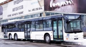 Автобусы MAN Lion's City A26