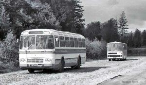 Автобусы Škoda