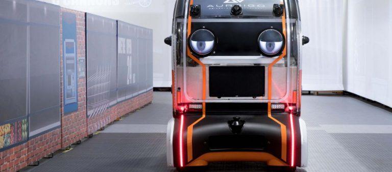 Автономный автомобиль от Jaguar Land Rover