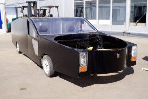 Автомобиль-вертолёт — новая российская разработка