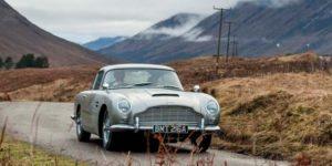 Aston Martin и ее 25 «шпионских» автомобилей