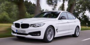 BMW  GT 3-й серии могут снять с производства