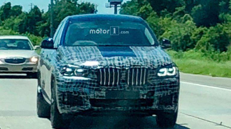 BMW X6 третьего поколения