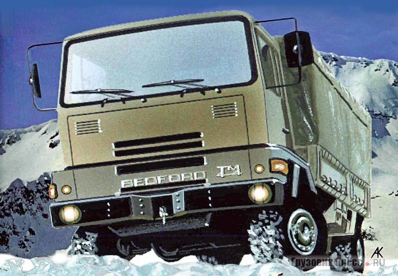 Грузовик Bedford TM (1974)