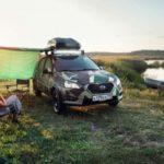 Автомобиль  для охоты и рыбалки — Datsun mi-DO