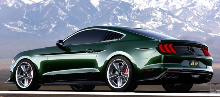 Ford Mustang  получил 800 лошадей