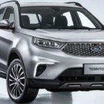 Ford  Territory для Китая