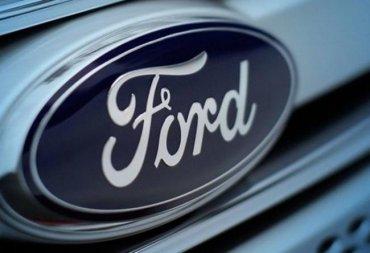 Ford - беспилотный автомобиль