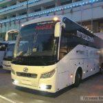 Туристская премьера автобуса Higer KLQ6128LQ