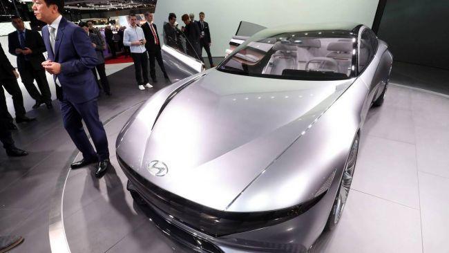 Новый Hyundai Le Fil Rouge