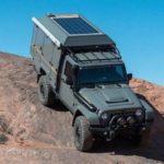 Jeep Wrangler – дом на колесах