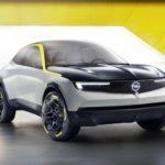 Уникальный электрокар Opel