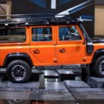 Land Rover Defender  2020 .