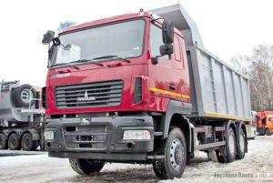 МАЗ-6501В9