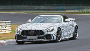 Mercedes‐AMG  родстер GT-R