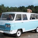 Голубая мечта «шестидесятников» Микроавтобус «Старт» с кузовом из стеклопластика