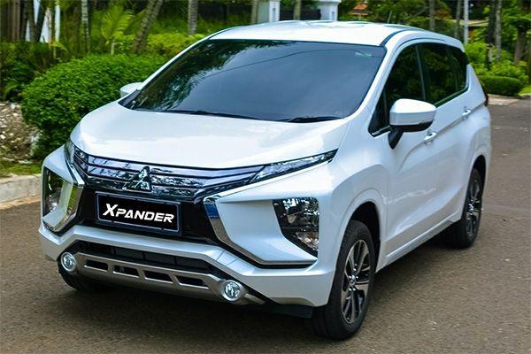 Ажиотажный спрос на Mitsubishi  Xpander