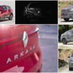 Новая модель Renault Arkana