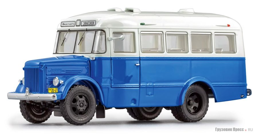 ПАЗ-651А