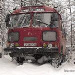 «Песец»  ПАЗ-3201C